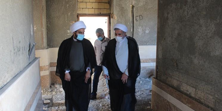 ساختمان جدید حوزه علمیه خواهران بندر کوهستک به بهرهبرداری میرسد