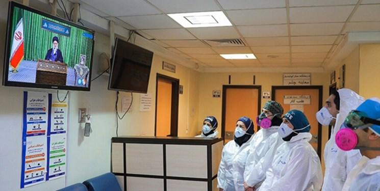 تشکر بیش از 10 هزار پرستار از مواضع رهبر انقلاب در حوزه سلامت