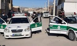 دستگیری پنج فروشنده موادمخدر و یک اوباش در شهرکرد