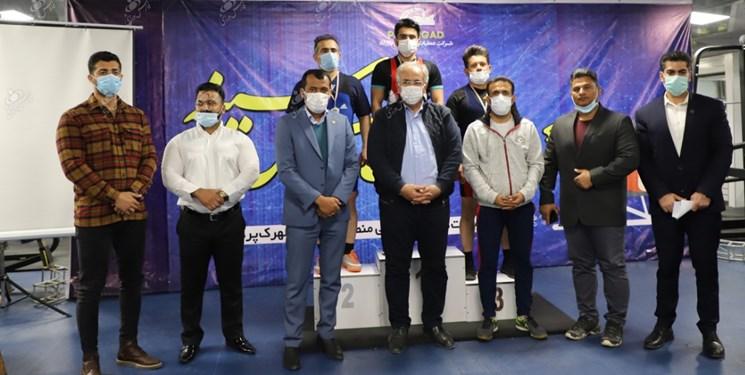 برترینهای مسابقه پرس سینه منطقه پارس مشخص شدند