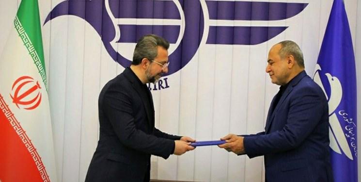 انتصاب سخنگوی جدید سازمان هواپیمایی از بین مدیران سابق شهرداری