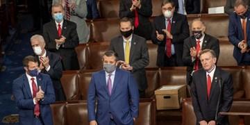 قطع کمک مالی دیزنی فیسبوک و گوگل به نمایندگان کنگره /حامیان مالی نمایندگان ملت آمریکا چه کسانی هستند؟