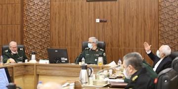 سرلشکر باقری: بررسی حقوقی جنگ تحمیلی از نظر رهبر انقلاب کفایت لازم را نداشته/ ظریف: محل پیگیری ترور شهید سلیمانی محاکم قضایی ایران و عراق است