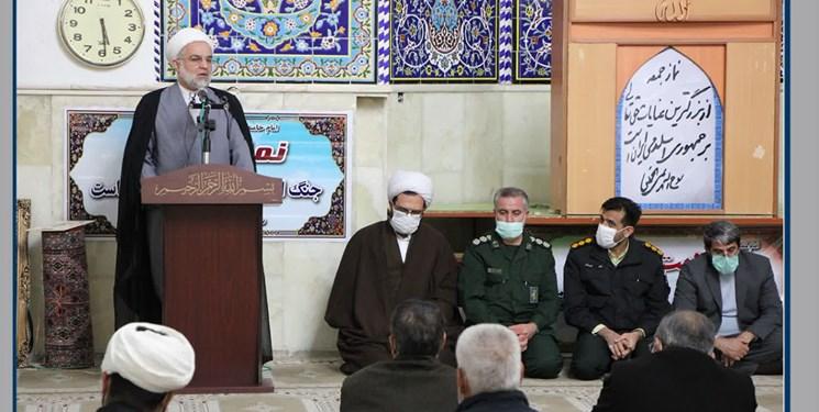 امام جمعه باید مسائل مردم را پیگیری کند