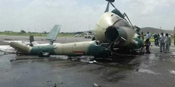 تنش در مرز اتیوپی و سودان و سقوط یک بالگرد