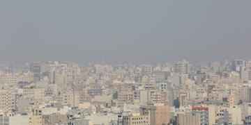 افزایش غلظت آلایندههای جوی در تهران و ۳ کلان شهر دیگر/گرد و خاک در بوشهر و خوزستان