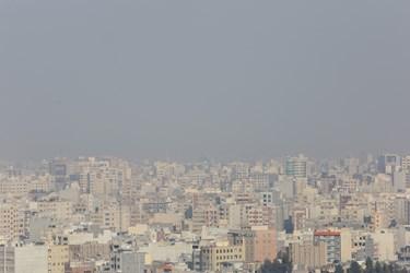 آلودگی هوای قم
