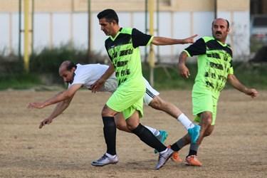 مسابقات فوتبال پیشکسوتان  خوزستان