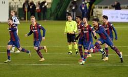 لیست بازیکنان حاضر بارسلونا مقابل الچه / عدم حضور مسی و بازگشت دست