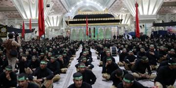 مراسم عزاداری هیأت رزمندگان اسلام در حرم امام/ برای حضور باید ثبتنام کنید