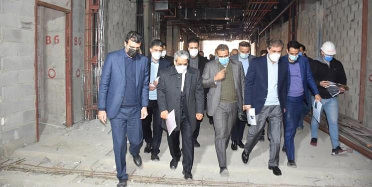 بهره برداری از بیمارستان دولتی فردیس به 1400 موکول شد