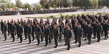 دانشآموختگان مرکز آموزشی نداجا رشت آماده دفاع از شرف و عزت هستند