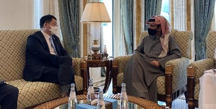 سئول خواستار حمایت دوحه برای  رفع توقیف نفتکش خود در ایران شد