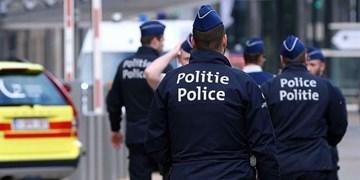 فیلم  ناآرامی در پایتخت بلژیک در پی مرگ مشکوک جوان سیاهپوست
