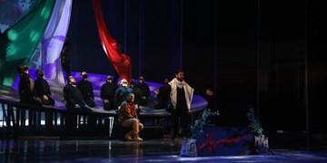 اثری در پاسداشت سردار سلیمانی میهمان فجر شد/«آرت» به صحنه نمایش رسید