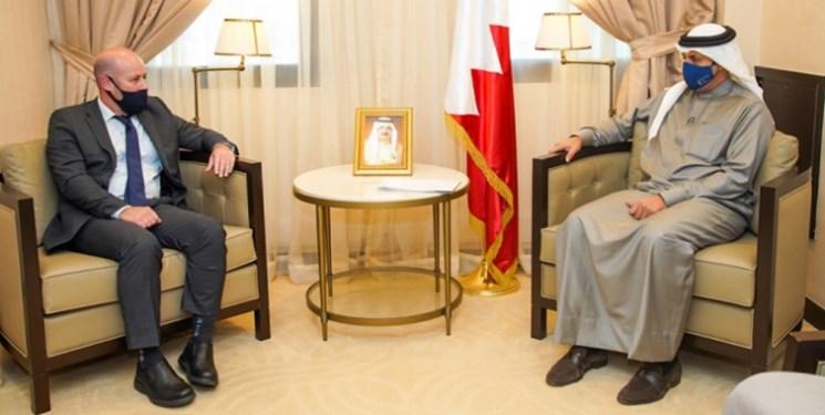 تعیین کاردار رژیم صهیونیستی در بحرین