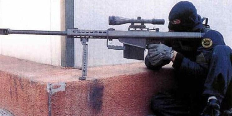 اسلحههای تک تیرانداز پیشرفته آمریکایی در دست داعشیها در عراق