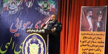 امیر نصیرزاده: اجازه تهدید به دشمن را نمیدهیم/ هرگونه تجاوز با پاسخ کوبنده روبهرو میشود