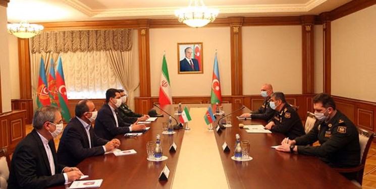 وزیر دفاع جمهوری آذربایجان از ایران تشکر کرد