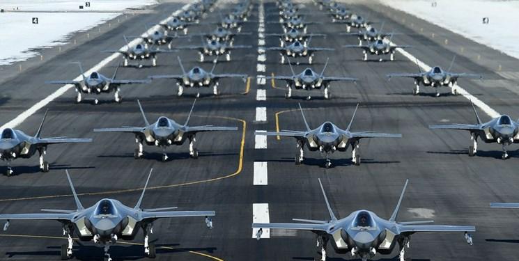 اعتراف پنتاگون به وجود ۸۷۱ نقص فنی در جنگندههای اف-۳۵