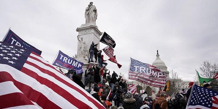 اکثر آمریکاییها معتقدند کشورشان در حال فروپاشی است