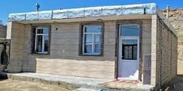 افتتاح 40 واحد مسکن مددجویی کمیته امداد در بخش جازموریان