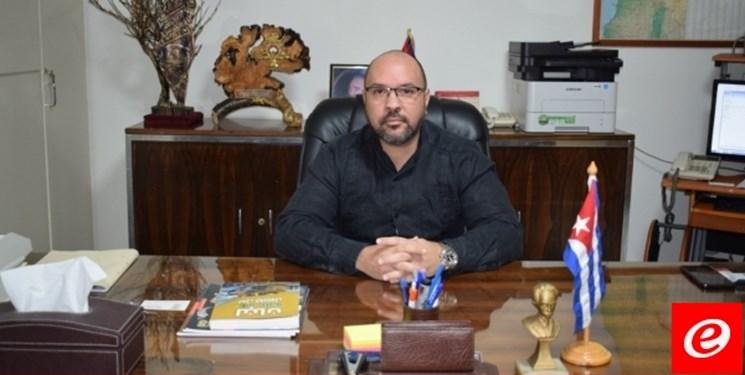 سفیر کوبا: فشار آمریکا علیه ایران، سوریه و کوبا به نتیجه نمیرسد