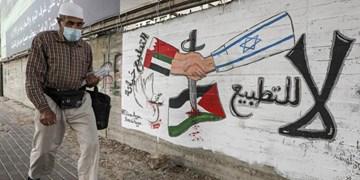 جنبش فلسطینی: معاملات تجاری رژیمهای عربی با صهیونیستها جنایت جنگی است
