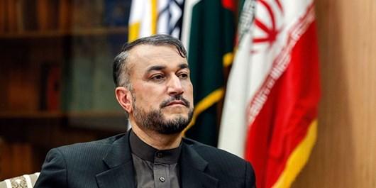 امیرعبداللهیان: سیاست «مذاکره برای مذاکره» نیرنگ است