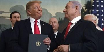 هدیه تازه ترامپ به تلآویو؛ افزودن رژیم صهیونیستی به حوزه فعالیت «سِنتکام»