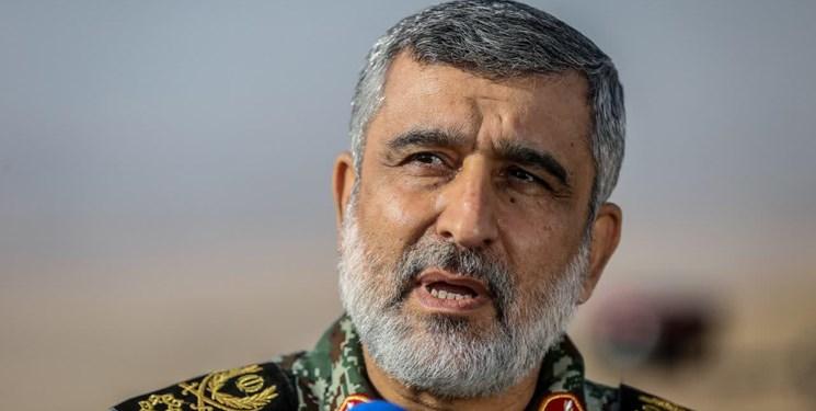 سردار حاجیزاده: قدرت جدید در سپاه با استفاده از فناوری هوش مصنوعی متولد شده است