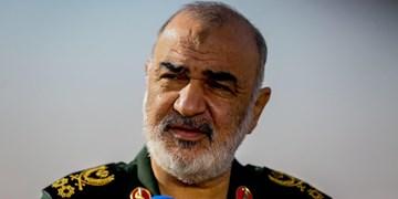 سرلشکر سلامی: با اقتدار در برابر دشمن ایستادهایم/ پیام رزمایش سپاه دفاع از ارزشهای حیاتی است