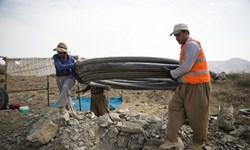 افزایش ضریب نفوذ گاز طبیعی در داراب