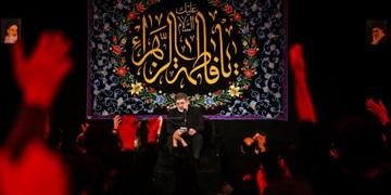 شهرهای کرمانشاه در عزای حضرت فاطمه زهرا (س) به سوگ نشستند