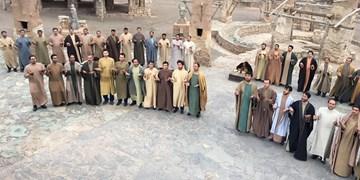 «یاس مدینه» اثری از گروه محمد رسول الله (ص) در وصف بانوی دوعالم+فیلم