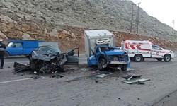 تصادف مرگبار در جاده روانسر 6 کشته و زخمی بر جای گذاشت