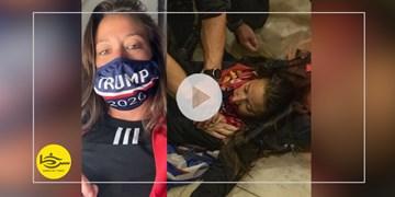 سرخط فارس| زنی که قربانی بحران انتخاباتی آمریکا شد