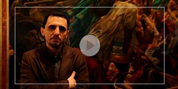 گشتی در نمایشگاه «آل علی علیهمالسلام» روح الامین