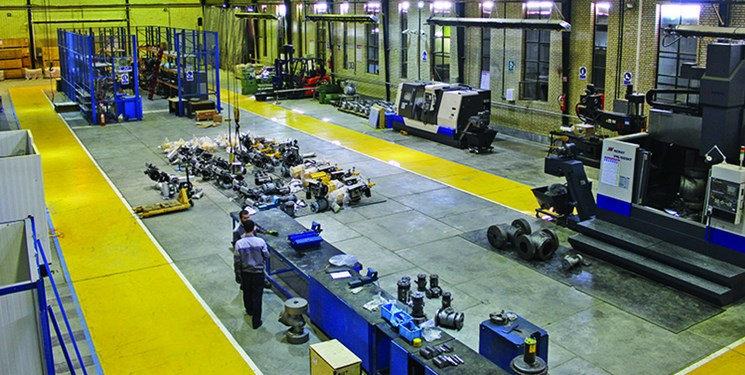 10 قلم کالای اساسی نفت-12| بومیسازی شیرهای کنترلی در صنعت نفت/قبل از تحریم به تولیدکننده ایرانی محل نمیگذاشتند