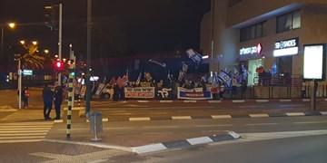 دور تازه تظاهرات علیه نتانیاهو، راهپیمایی به سوی اقامتگاه نخست وزیراشغالگر