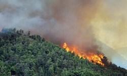 جزئیات مهار آتشسوزی اشکتهچال رامسر
