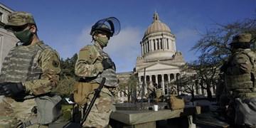 ایالتهای آمریکا در اضطراب تظاهرات مسلحانه احتمالی در روزهای پایانی ترامپ