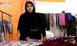 فیلم| زنانی که تسلیم سختی نمیشوند/ کارآفرینی با چرخی نانآور