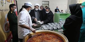 کمکهای مومنانه| توزیع بیش از ۱۲ هزار پرس غذای گرم بین نیازمندان اردبیل