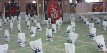 برگزاری رزمایش همدلی و احسان در شهرستان دیّر/ توزیع ۲۰ هزار بسته معیشتی