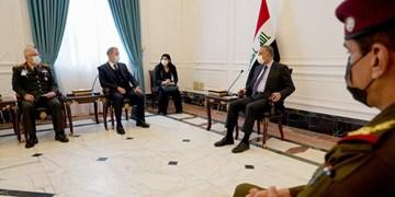 دیدار وزیر دفاع ترکیه با نخست وزیر عراق و تأکید طرفین بر مبارزه با تروریسم