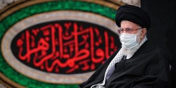 آخرین شب مراسم عزاداری حضرت زهرا (س) در حسینیه امام خمینی(ره) برگزار شد