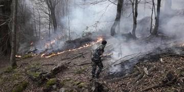 شرق تا غرب گیلان درگیر آتش/هفته نفسگیر برای مدیریت بحران گیلان