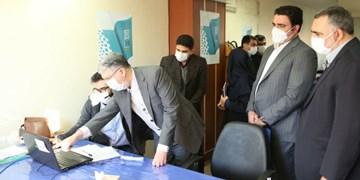 نخستین نمایشگاه مجازی کتاب تهران افتتاح شد+ فیلم