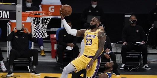 لیگ بسکتبال NBA| باخت لیکرز در وقتهای اضافه و تداوم صدرنشینی یوتاجاز